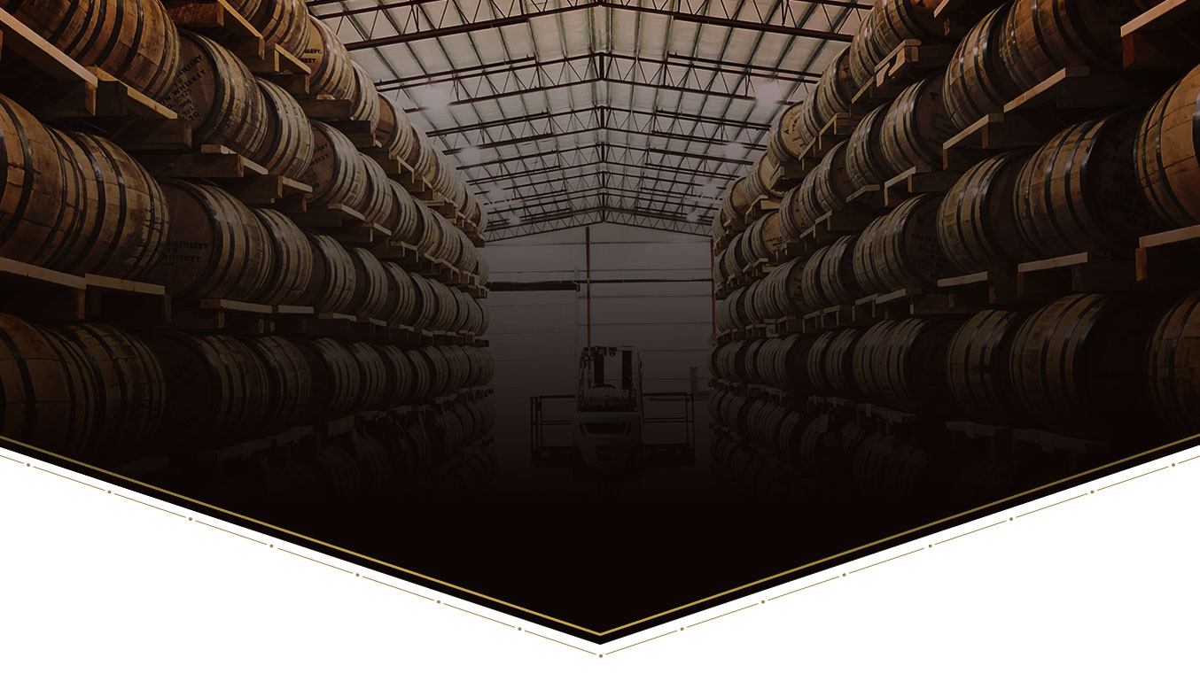 All whiskey winery