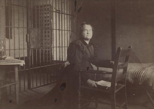 Carry praying in jail