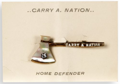 carry nation pin